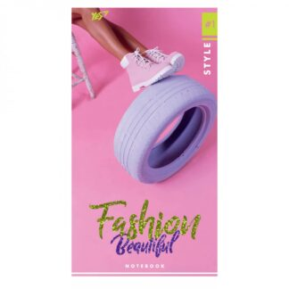 "Блокнот 100 * 200/64 КЛ. інтег. ""Fashion beautiful"" YES  (151484)"