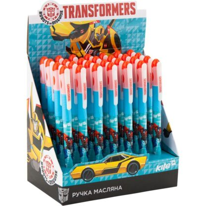 Ручка масляна Transformers   (TF17-033)