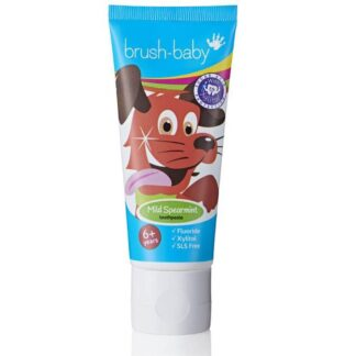 Зубна паста Brush-Baby Spearmint (6+ років) 50 ml  (BRB028)
