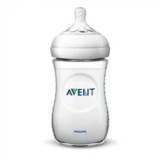 Соска Philips Avent Natural 3 міс, 2 шт  (3930986)