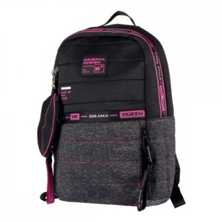 """Рюкзак YES T-122 """"Urban disign style Pink"""" (558752)"""